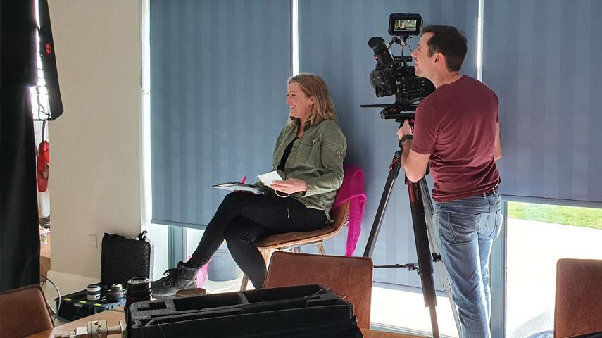 Grett OConnor Documentary Producer Presenter Ireland 3