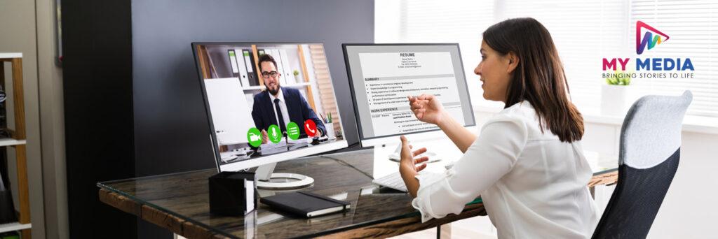 how to do a good job interview online ireland grett oconnor mymedia