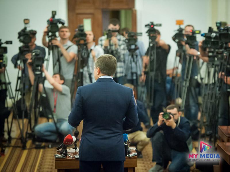 media training grett oconnor my media Ireland